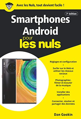 commercial petit smartphones android puissant