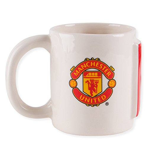 Manchester United FC Official Soccer Gift Ceramic MUFC Mug