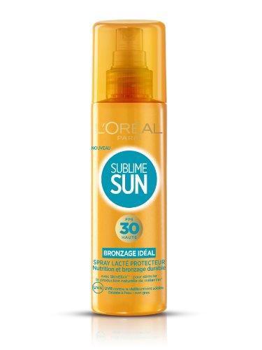 L'Oréal Paris Spray lacté protecteur sublimant SPF30 - Le flacon de 200ml