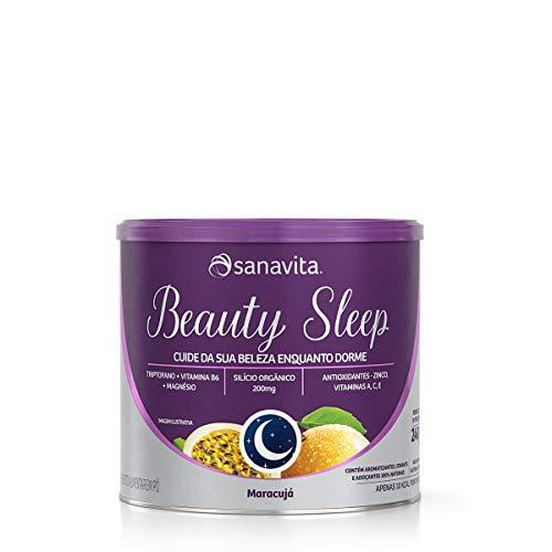 Beauty Sleep - 240g Maracujá - Sanavita, Sanavita