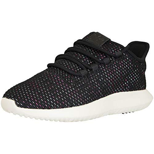 Adidas Tubular Shadow CK - Sneaker da donna, Nero (nero bianco), 38 2/3 EU