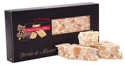 Torrone Di Alicante Imperiale Turrones Primitivo 300 GR