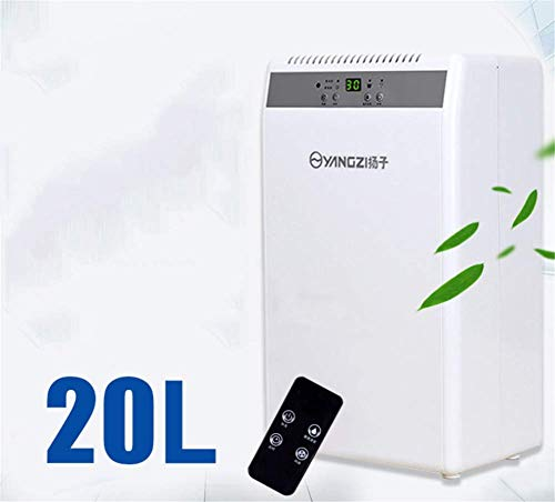 Great Price! XZYP Electric Mini Dehumidifier, 3500 Cubic Feet (400 Sq Ft) Portable and Compact 1500M...