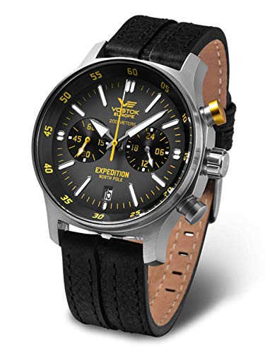 Vostok Europe Chronograph Expedition Nordpol 1 VK64-592A560