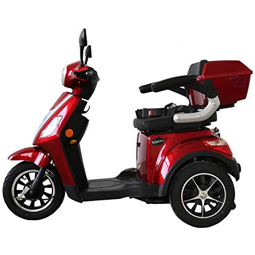 Dreirad Senioren Scooter Elektroroller Bild 3*