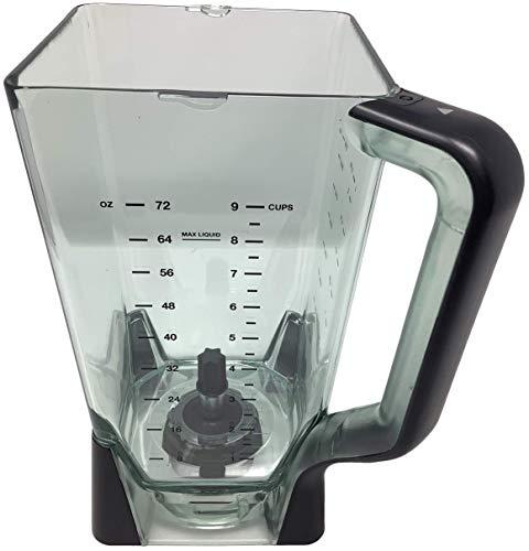 Ninja 72oz Ultra XL Pitcher (Old Style Model) for BL740 BL770 BL771 BL772 BL780 Professional Mega Kitchen System Blender