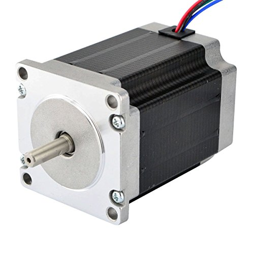 STEPPERONLINE Nema 23 - Motor paso a paso bipolar 2,8A 162 kg/1.9 nm