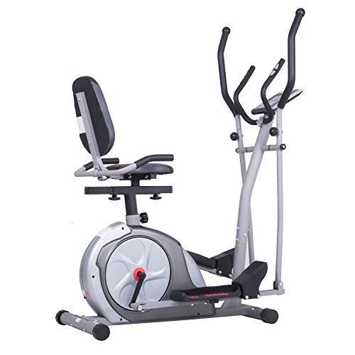 Body Rider 3-in-1 Trio-Trainer/Elliptical, Upright...