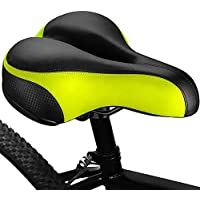 PHZ Cushioned Replacement Bicycle Seat