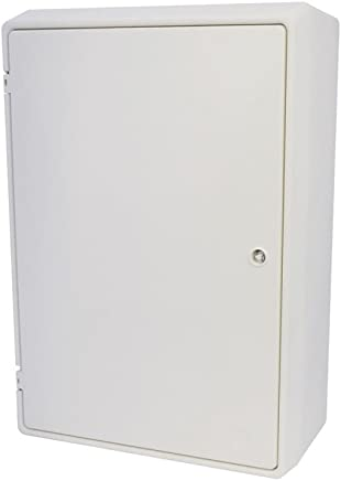 Tricel Electic Electricity Meter Box White Surface Mounted SB1