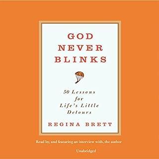 God Never Blinks audiobook cover art