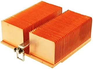 PartsCollection Cooler Master Passive Pure Copper Heat Sink- Silent CPU Cooler for Intel 370 / AMD 462/A Socket
