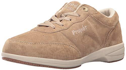 Propét Women's Washable Walker Walking Shoe, Sr Taupe, 3 UK