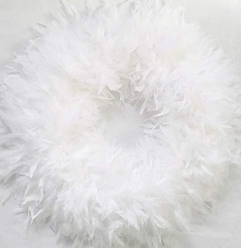 White Christmas Wreaths ~ Fluffy 23