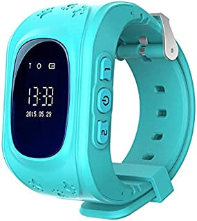Zmond - Smart Watches Q50 passometer Kids Watches Smart Baby Watch q50 with GPS Second Generation chip SOS Call Location F...