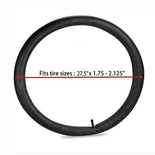 Tubo Tubo interior for bicicletas de montaña bicicleta de carretera neumáticos de caucho butílico de neumático de la bicicleta 26 / 27,5 / 29 / 700c MTB accesorios de la bici ( Size : 27.5 inches )