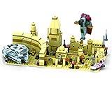 Brigamo Diorama - Bloques de construcción (811 bloques de sujeción)