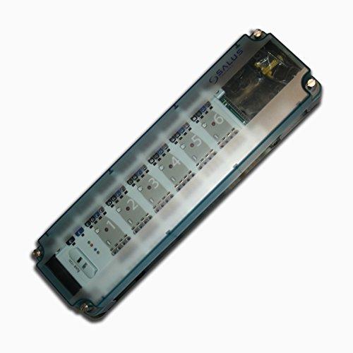 Regelklemmleiste / 230 V / für 6 Raumthermostate and 24 Stellantriebe