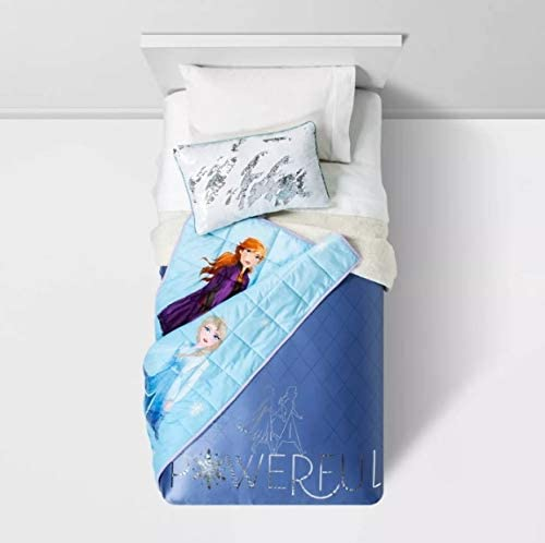 Frozen 2 Twin Full Superlatite Blanket Sisters Powerful Same day shipping Bed
