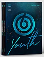 デイシックス - DAY6 1st World Tour [YOUTH] DVD +Photobook+Photocard+Postcard [KPOP MARKET特典: 追加特典フォトカードセット] [韓国盤]