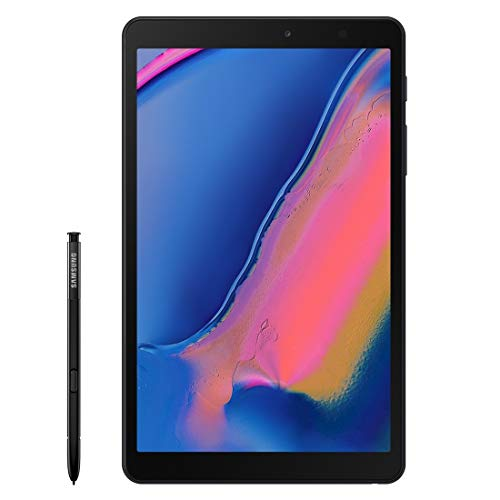 Samsung Galaxy Tab A 8.0' (2019) with S Pen SM-P200 WiFi Black 32GB International Version (No Warranty in The USA)