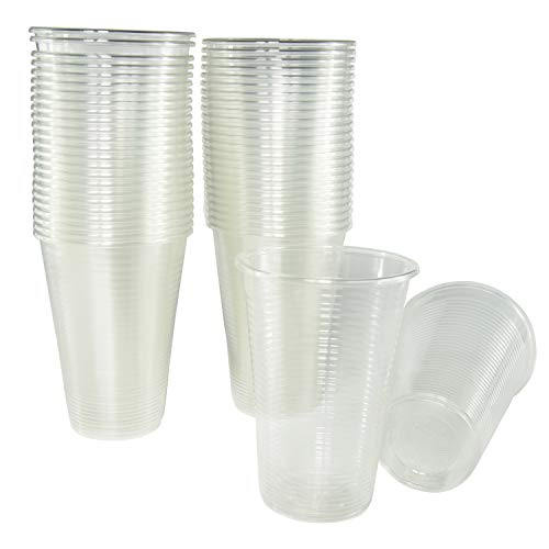 Vasos Transparentes Biodegradables