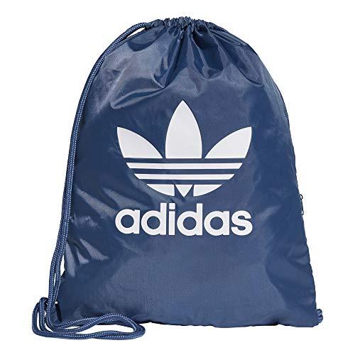 adidas Gymsack Trefoil Bolsa de Deporte, Unisex Adulto, Night Marine, NS