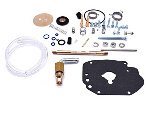 Tuijodaix New Carb Rebuild Kit for S&S Master Rebuild Kit Carb Rebuild Set Fit for Super E Carburetor