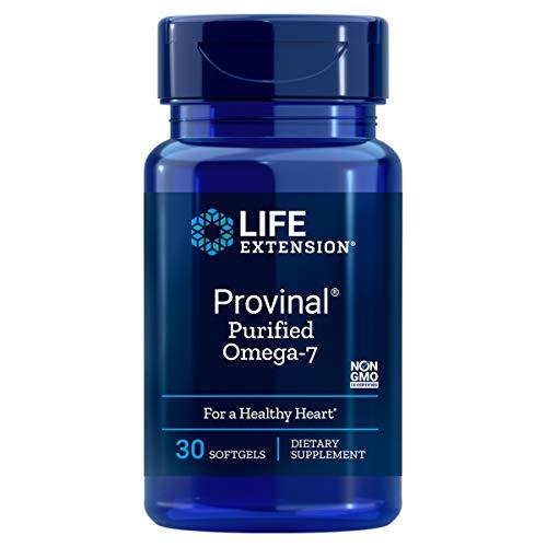 Omega 7 (30 cápsulas) Life Extension