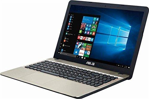 2018 Asus VivoBook Max 15.6 inch HD Flagship High Performance Laptop Computer, Intel Pentium N4200 up to 2.5 GHz, 4GB RAM, 128GB SSD, USB 2.0, HDMI, DVDRW, Windows 10 Home