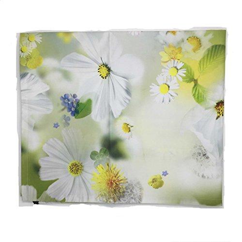 Proflax Tischdecke 6603 Sunday grün/gelb 85 x 85 cm