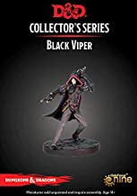 Dungeons & Dragons Dragon Heist: Black Viper Collector's Series Miniature
