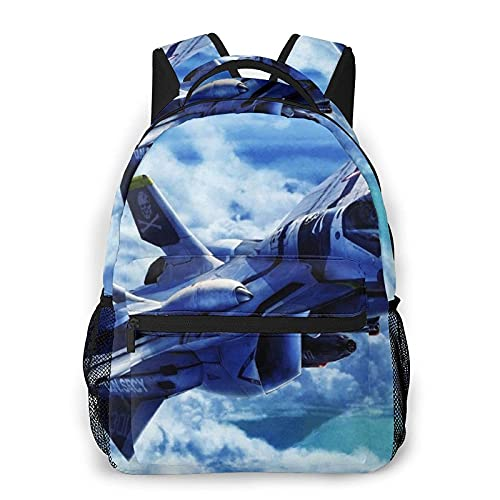 Moda zaino casual Best Plane In The Sky Adult College Double Shoulder Travel Bag