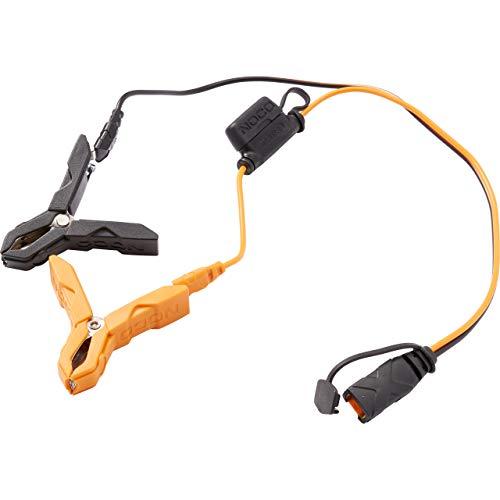 Hi-Q Tools Zubehör Motorrad Prüfgerät, Messgerät, Ladegerät X-Connect PMC001 Krokodilklemmen und Batterieanschlusskabel, Unisex, Multipurpose, Ganzjährig, Plastik