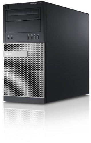 Dell Optiplex 7010MT PC, Prozessor Intel Core i5, 3.4GHz, RAM 4GB, HDD 500GB
