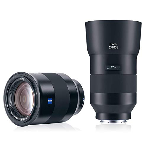Zeiss ソニーフルフレームEマウントNEXカメラ用 135mm f / 2.8 Batisシリーズレンズ