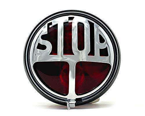 Replik Miller' Stopp ' Heck Motorrad Bremse Rücklicht und Kennzeichenleuchte für Custombikes