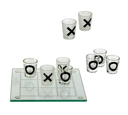 Out of the blue-Juego de Beber Tic TAC Toe (79/3967)