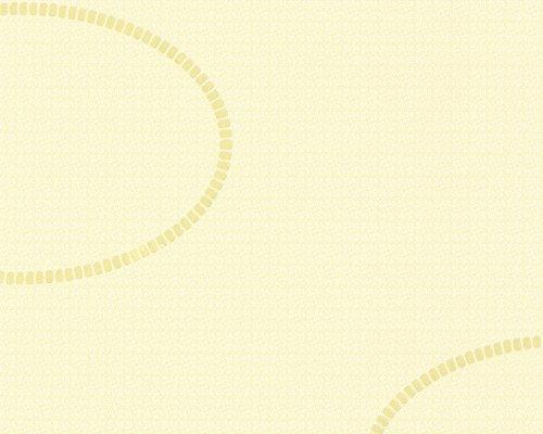 innova gelb beige Vliestapete Mustertapete