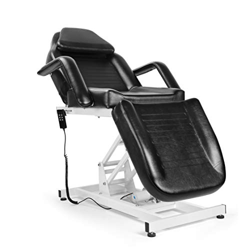 Beauty Style Spa Facial Massage Table Multi-function Electric Beauty Bed Adjustable Reclining Chair for All Purpose