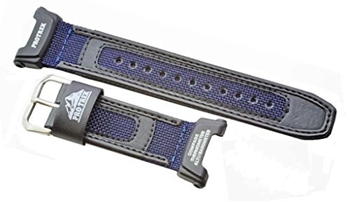 Casio, cinturino di ricambio per orologi da polso Casio PRG-40B e PRG-240B
