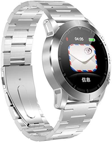 S10 tasa de pulsera inteligente de negocios / corazón seguimiento de los deportes pulsera de reloj de una variedad de deportes de monitoreo reloj reloj de la pantalla táctil resistente al agua Bluetoo