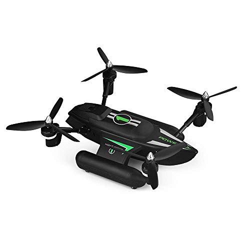 Drone amphibie mer, terre et d'air, meilleur drone pour les débutants avec maintien d'altitude,...