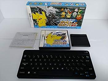 Battle & Get! Pokemon Typing DS  black keyboard  [Japan Import]
