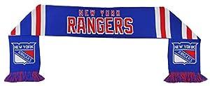 RUFFNECK NHL Home Team Jersey Scarf -New York Rangers