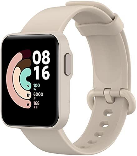 Gransho Repuesto de Correa de Reloj de Silicona Compatible con Xiaomi Mi Watch Lite/Redmi Watch, Caucho Fácil de Abrochar para Relojes y Smartwatch (Pattern 9)