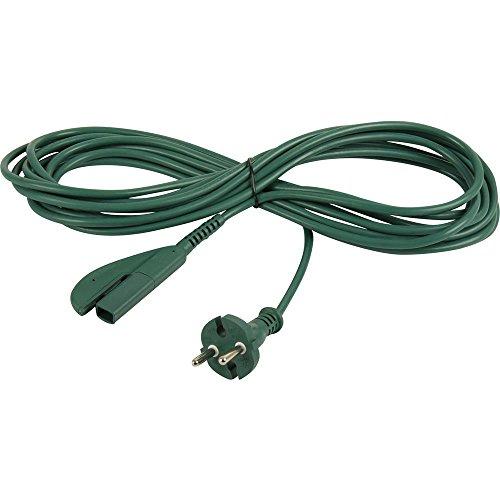Kenekos Stromkabel 10m, Kabel geeignet für Vorwerk Kobold VK 135/136
