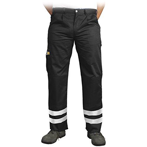 Leber&Hollman Arbeitshose LH-VOBSTER_X 48-62 Bundhose Schutzhose Handwerker Montage Werkstatt Gr��e 48