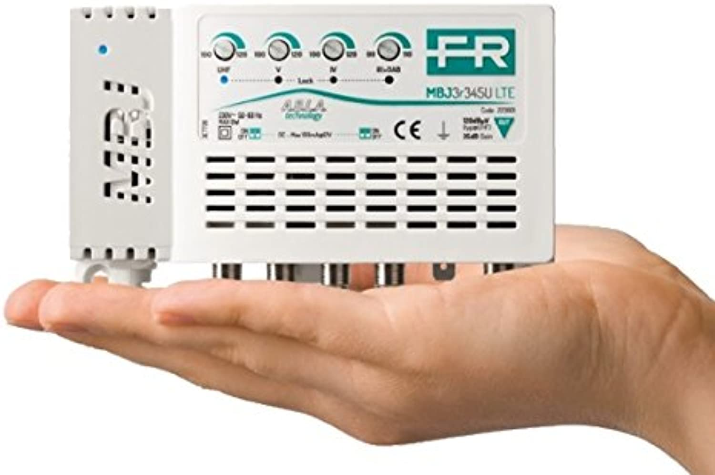 Elektrische Abdeckung TV 3Eingnge Verstrkung max 20dB mbj2r3uu LTE (FRACARRO Cod. 223606)