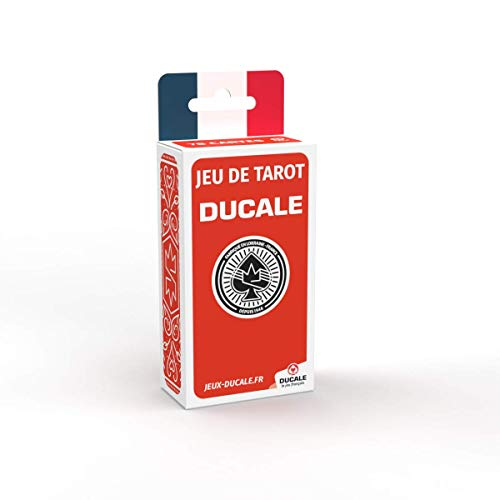 Ducale, le jeu français - Jeu de 78 Cartes - Jeu de Tarot, Tarot Mexicain